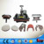 CE approved manual multifunction 8 in 1 heat press machine STC-SD08