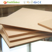 Factory Price 2mm HDF MDF Board