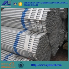 16 inch schedule 40 welded galvanized steel pipe size