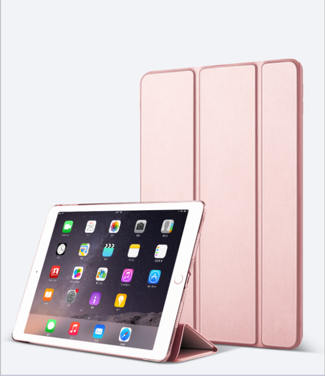 NEW Ultra Slim Leather Case Cover For new iPad pro 10.5 2017