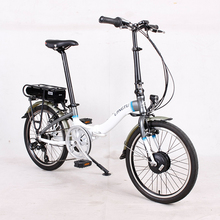 2017 Original Design Mini Folding bike 20inch Electric Bicycle