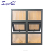 Miami Dade Code standards aluminum window manufacturer wind proof vertical awning windows