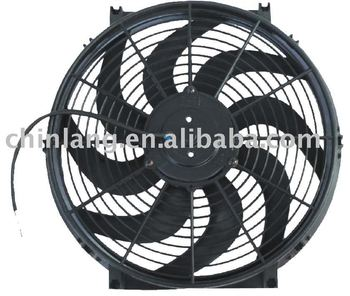 Radiator Fan/Auto Cooling Fan/Condenser Fan/Fan Motor For UNIVERSAL TYPE 12""
