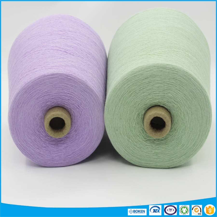 Cotton and polyester blended yarn manufacturers machine