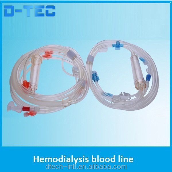 Hemodialysis bloodline