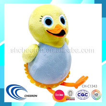 So many styles and size plush sweet duck toys, yellow duck toys with dress