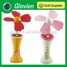 2014 New Design Lt-S311 Flower Vase Mini fan/High Quality vase fan/Household Decorative vase fan
