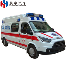 Hot Sale Lifecare Ambulance With Ambulance Car Price