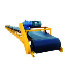 China Chengming BS Belt Conveyor for coal mine rubber conveyor belt