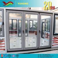 2016 high performance grill design kitchen energy saving star pvc doors