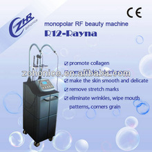 professional salon use portable rf ultrasonic cavitation therapy beauty equipment