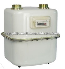 G40S Diaphragm Diaphragm Commercial Industrial Steel Case Gas Meter