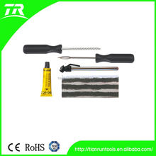 portable tire repair kit accept free sample hand tools