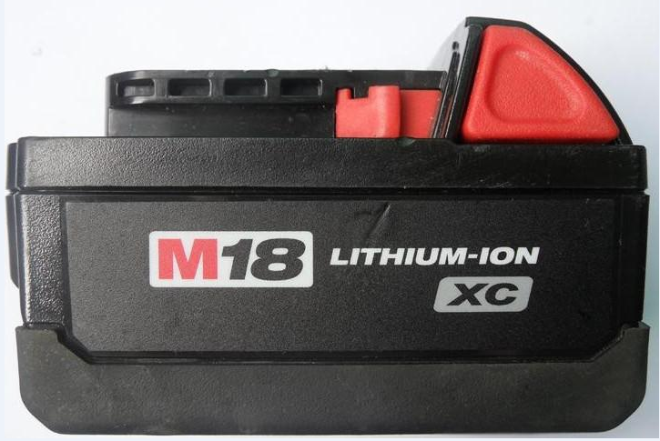 12V 2.5Ah Replacement Li-ion Battery for MILWAUKEE Cordless Power Tool 48-11-2401