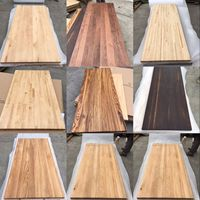Manufactory wholesale wood Finger Joint/wood Laminated Board/Worktop/benchtop/Counter Top /Table Top with certificate