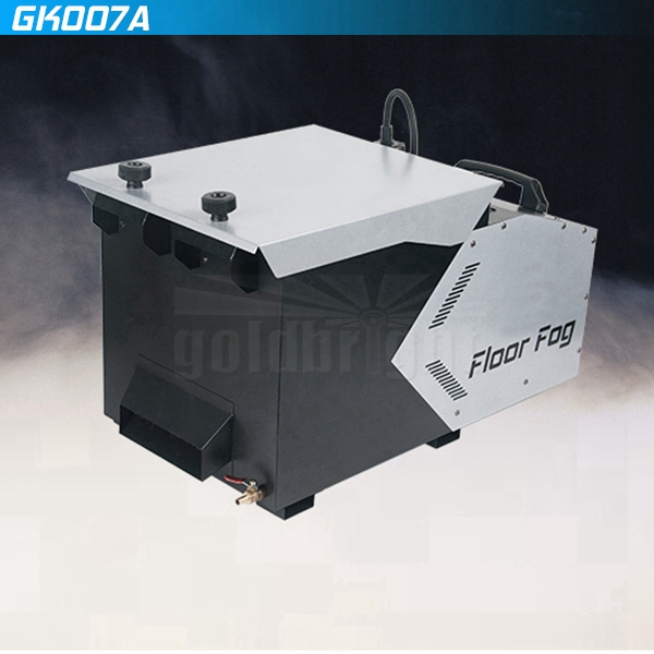 1500W Dry Ice Effect Stage Low Laying Smoke Effect Smoke Fog Dmx Machine 2.5L