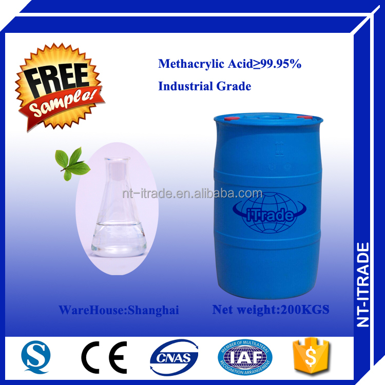 High Quality China manufacturer Methacrylic Acid (MAA)