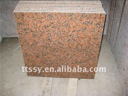Red Granite stone tile products