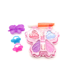 Girls plastic cartoon cosmetic set toys