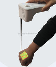 Vein locator reduce the inability of health care people to find veins