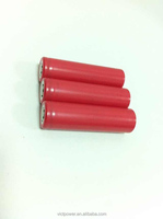 2250mah 3.7V Lithium Ion Rechargeable 18650 Battery for sanyo UR18650AY 2
