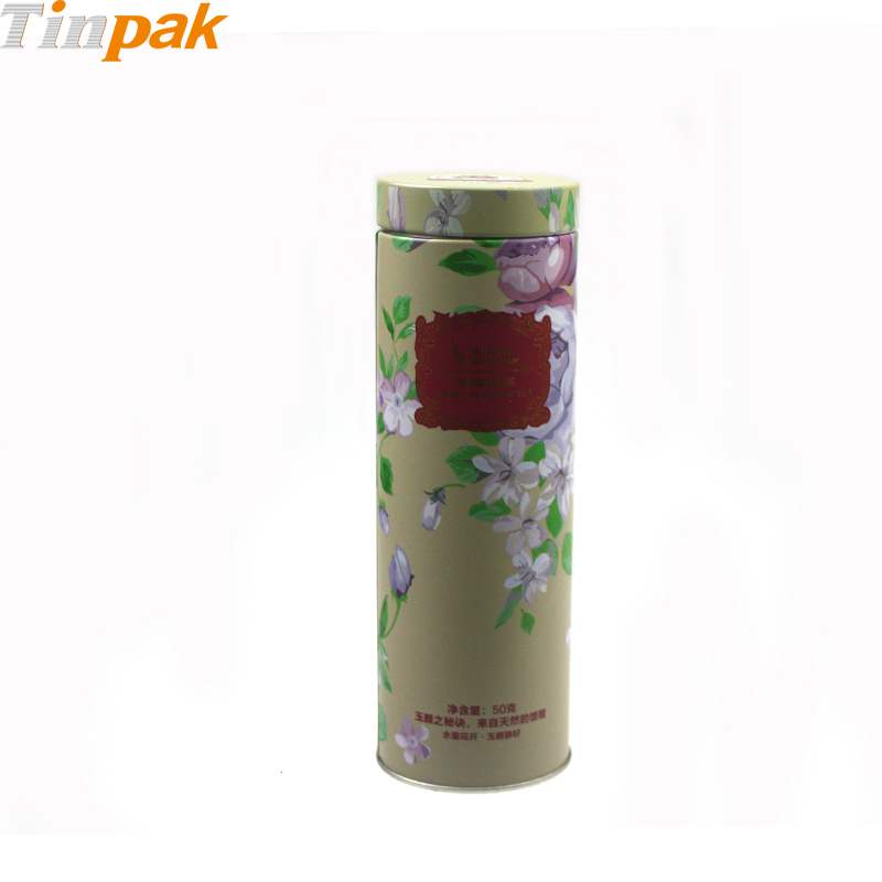 Wholesale stainless steel tin cans for tea