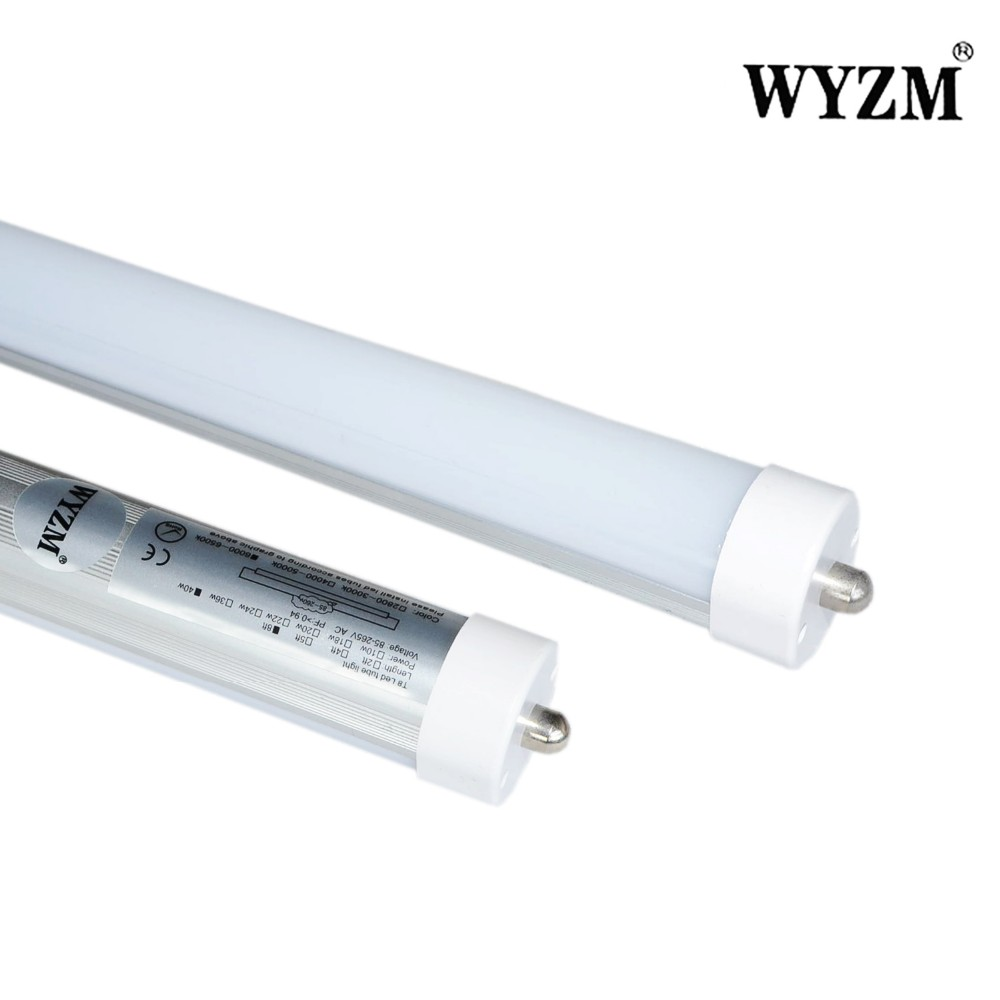 "USA Local Shipping,40Watt T8 T12 8ft LED Tube Light replacement for T12 96"" led fluorescent tubes"