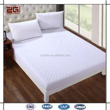 Guangzhou Factory Wholesale Washable Bed Pads Hotel Queen Bed Pads