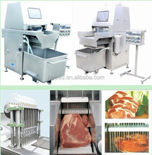 Full automatic Saline/Brine injector machine for injecting Chicken/Meat