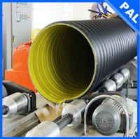 Dia 75mm high quality uhmwpe material fuel pipe used in construction material industry