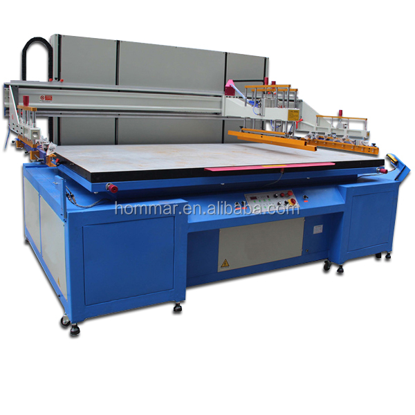 large glass silk screen printing machine, glass screen printing equipment,glass screen <strong>printer</strong>