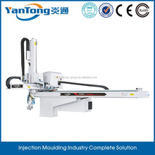 Hi Speed traversing Plastic Injection Moulding servo Arm Robot Injection Machine