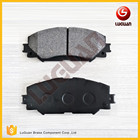 brake pad 04465-02220 for corolla 2009 front