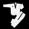 cheap Taekwondo Uniform kids / Martial arts clothing cotton karate uniform /ITF Suit