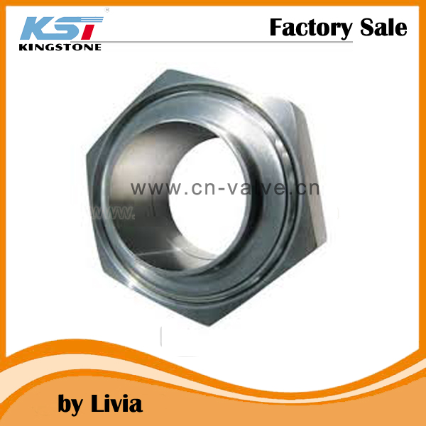 SS316L Hex Nut Union with certificate