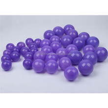 Commercial Grade Crush-proof Plastic Ball Pit Balls for sale