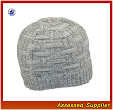 HX320/Basketball weave Knitted Hats,Knitted Caps,Beanie Hats&Caps, High Quality Knitted Hat,Winter Hat,Acrylic Hat