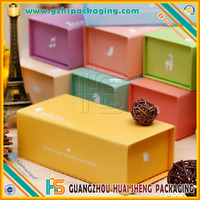 High quality recycled fashional custom designed luxury sweet gift packaging boxes