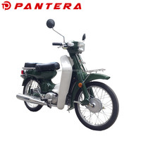 80cc CY80 2 Stroke Retro Classical Cubs Mini Motorcycle In China
