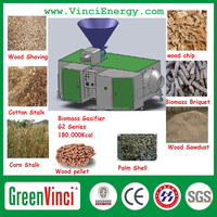Lowest Cost biomass gasifier burner for home use