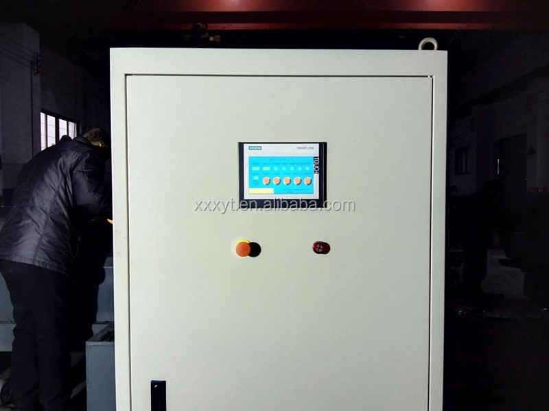 Waste rubber tire grinding machine for 60mesh crumb rubber