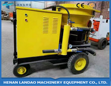 High Quality Electric Small Concrete Spraying Equipment for Sale