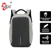 Hot Selling Fashionable Business Laptop Nylon Usb Charging Anti-theft Backpack