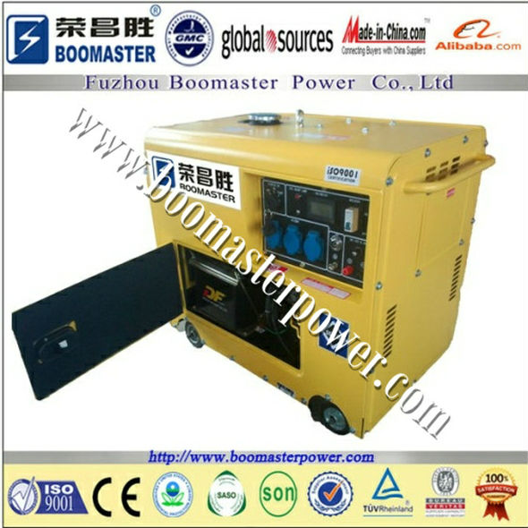 2.5kw portable Diesel generator made in china