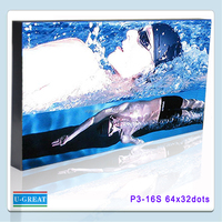 High Quality 64x32 dots P3 LED Display Module SMD LED Screen Indoor Advertising LED Board