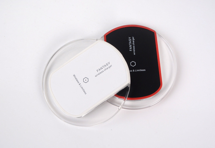 Mobile phone qi wireless charger for iPhone X,Fast Wireless Charger for Samsung Galaxy S8/ S8 Plus/ S9/S9 Plus