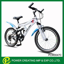 "20"" lovely 6speed design bicycle disc brake more safety child mountain bike"