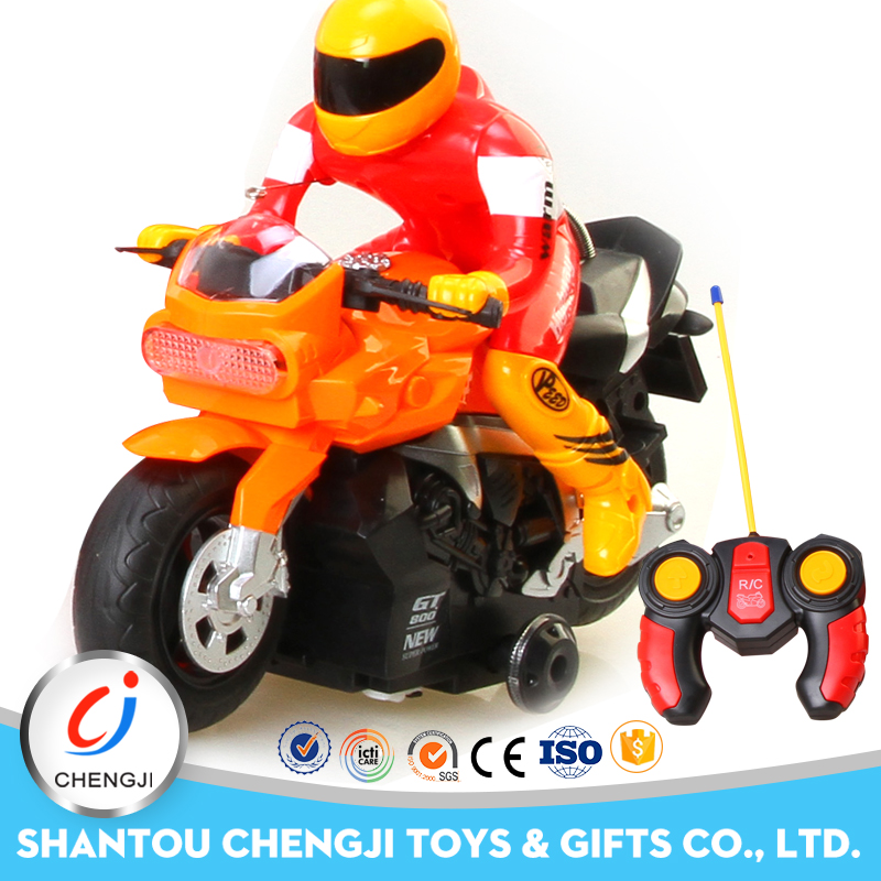 Popular design Battery power electric children rc toy motocycle for kids