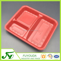 Disposable Plastic Salad Container Manufacturer
