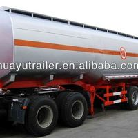 Manufacturer Huayu Best Price 3 Axles